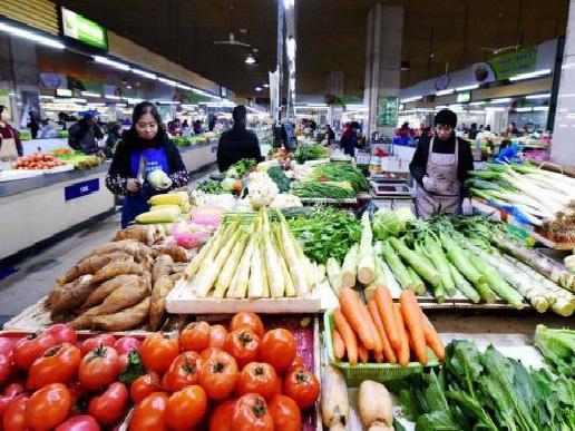 """肉价飞涨,百姓""""菜篮子""""价格怎么看——2019年中国物价形势观察"""