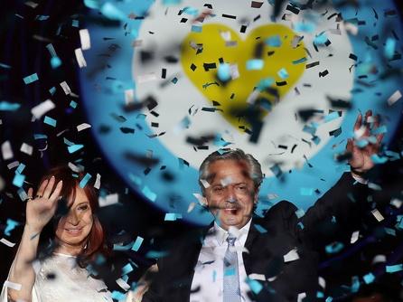 阿根廷新总统费尔南德斯宣誓就职