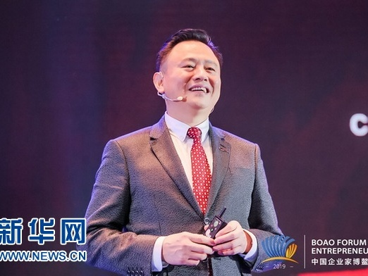 徐留平:推进汽车产业高质量发展 红旗品牌向愿景目标阔步前进
