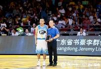 以公益之名,燃篮球之魂!林书豪明星赛燃爆广州