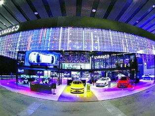 吉利:海外布局挤进全球汽车工业领跑赛道