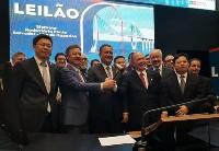 中国交建与中铁二十局集团联合体成功中标巴西跨海大桥项目