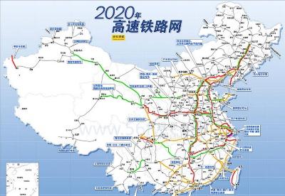 中国高铁是什么意思?中国高铁线路规划图详解