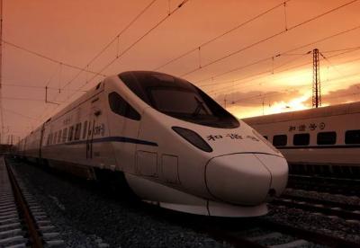 """时光列车""""G2020""""来啦!一起看铁路发展"""