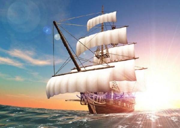 海上丝绸之路的起点和终点是哪里?