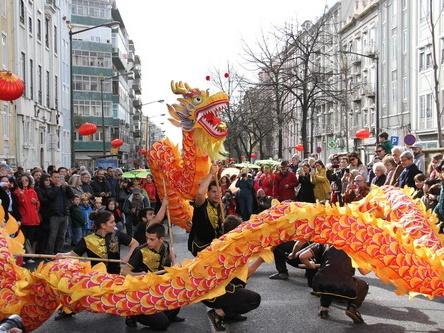"""年味""""飘""""进里斯本---2020年葡萄牙""""欢乐春节""""首场活动揭幕"""