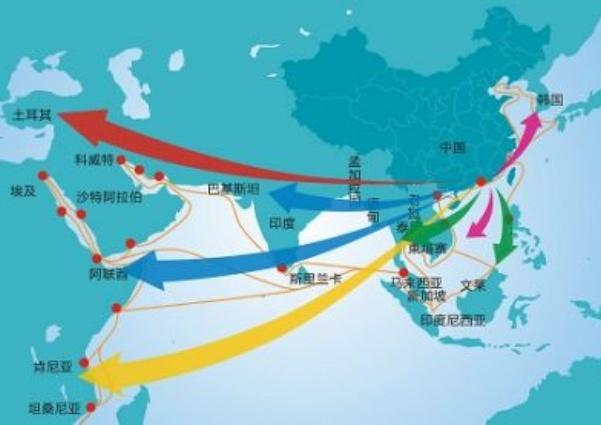 21世纪海上丝绸之路沿线国家有哪些?
