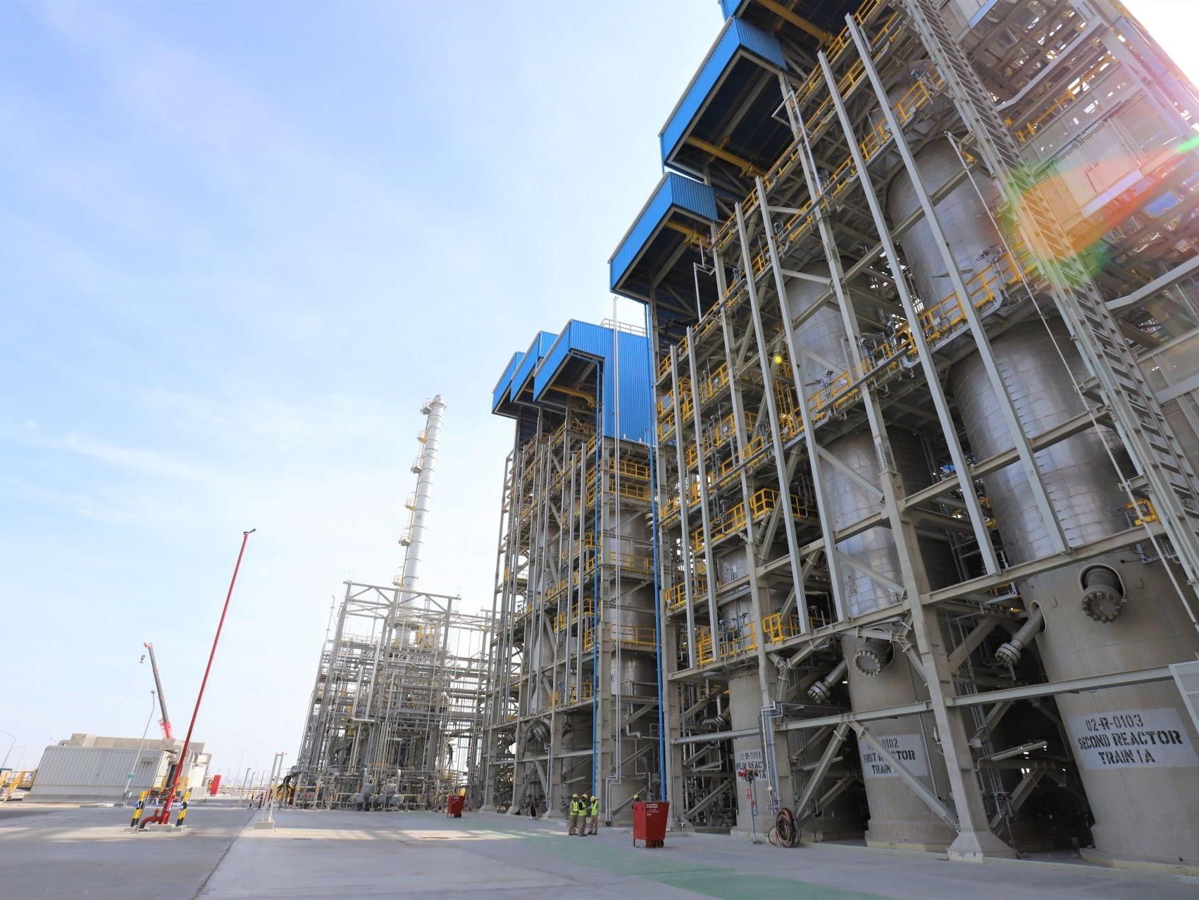 """""""中国理念""""助力科威特打造中东最大炼油厂"""