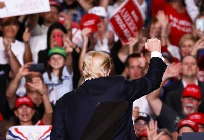 特朗普2020年能否连任美国总统?