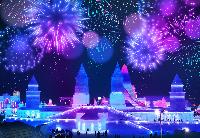 """哈尔滨冰雪大世界21年:匠心铸造世界级冰建""""冰雪之冠"""""""