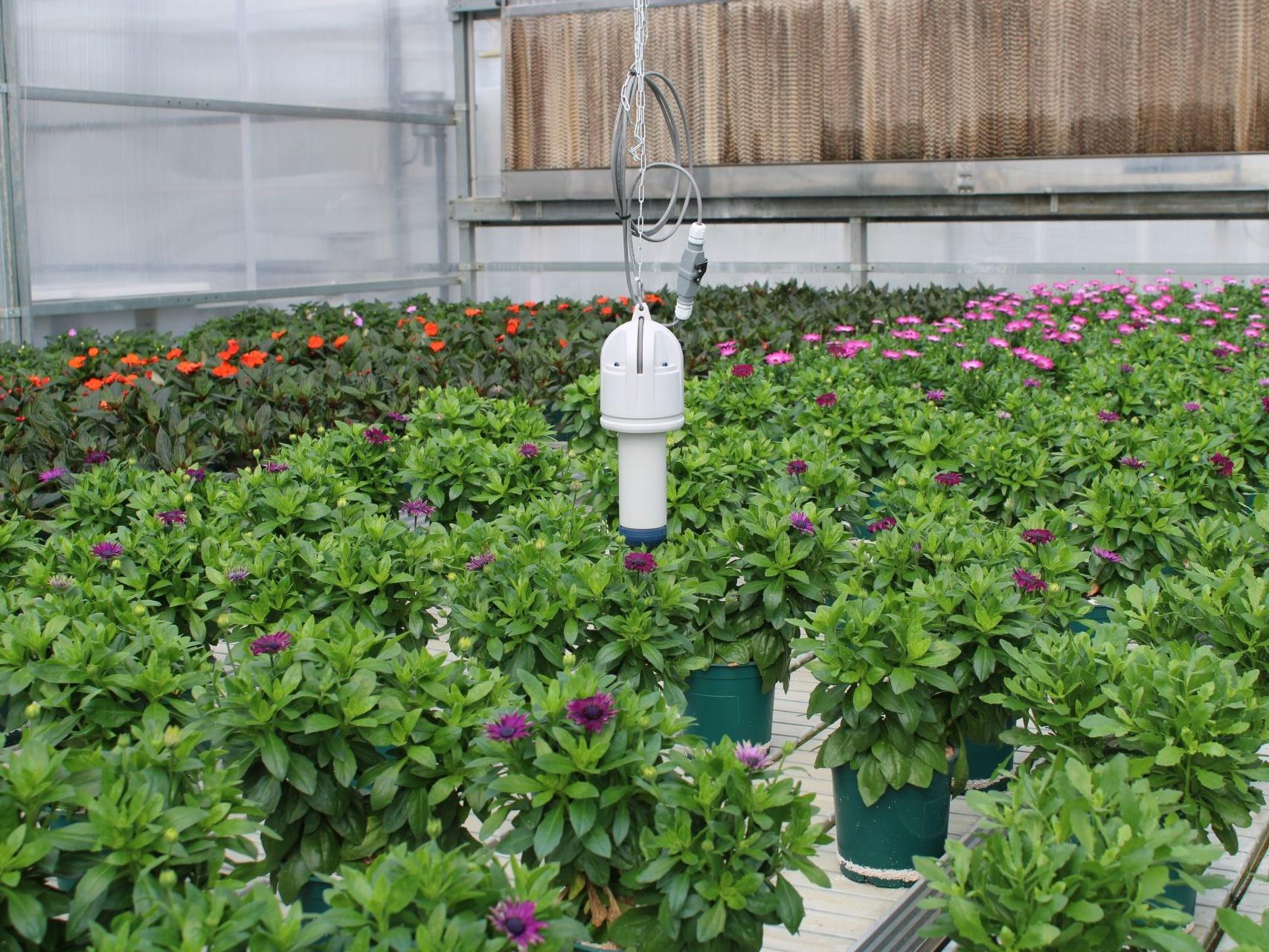 探访耐特菲姆滴灌和精准农业示范园区