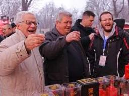 塞尔维亚举行多场活动庆祝中国春节