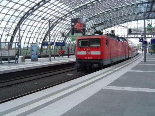德国将投资860亿欧元进行铁路现代化改造
