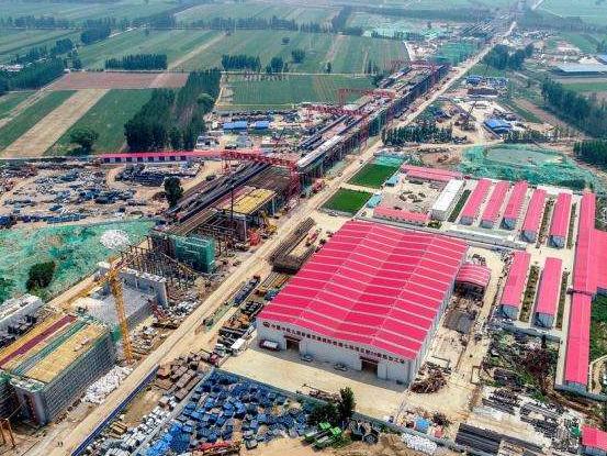 河北:今年全力打造雄安新区交通强国建设先行区