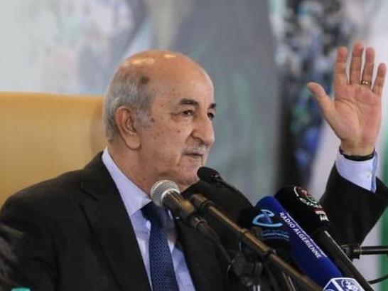 阿尔及利亚总统任命新一届内阁成员