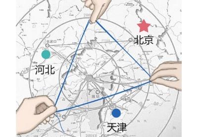 京津冀是指什么?京津冀是有什么定位?