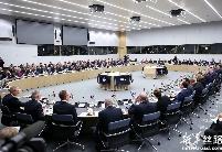 北约国防部长会议在布鲁塞尔闭幕