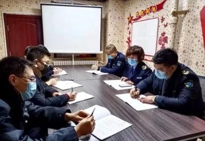 长春市朝阳区卫生监督所:无声的坚守,与疫情赛跑