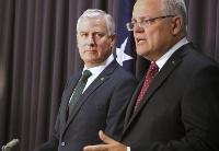 澳大利亚总理莫里森改组内阁