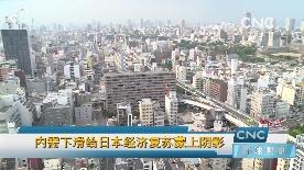 内需下滑给日本经济复苏蒙上阴影