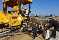 """安徽天长:""""交通力量""""助力经济社会发展"""