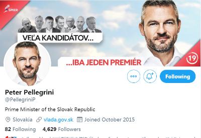 [谣言]斯洛伐克总理得了新冠肺炎?