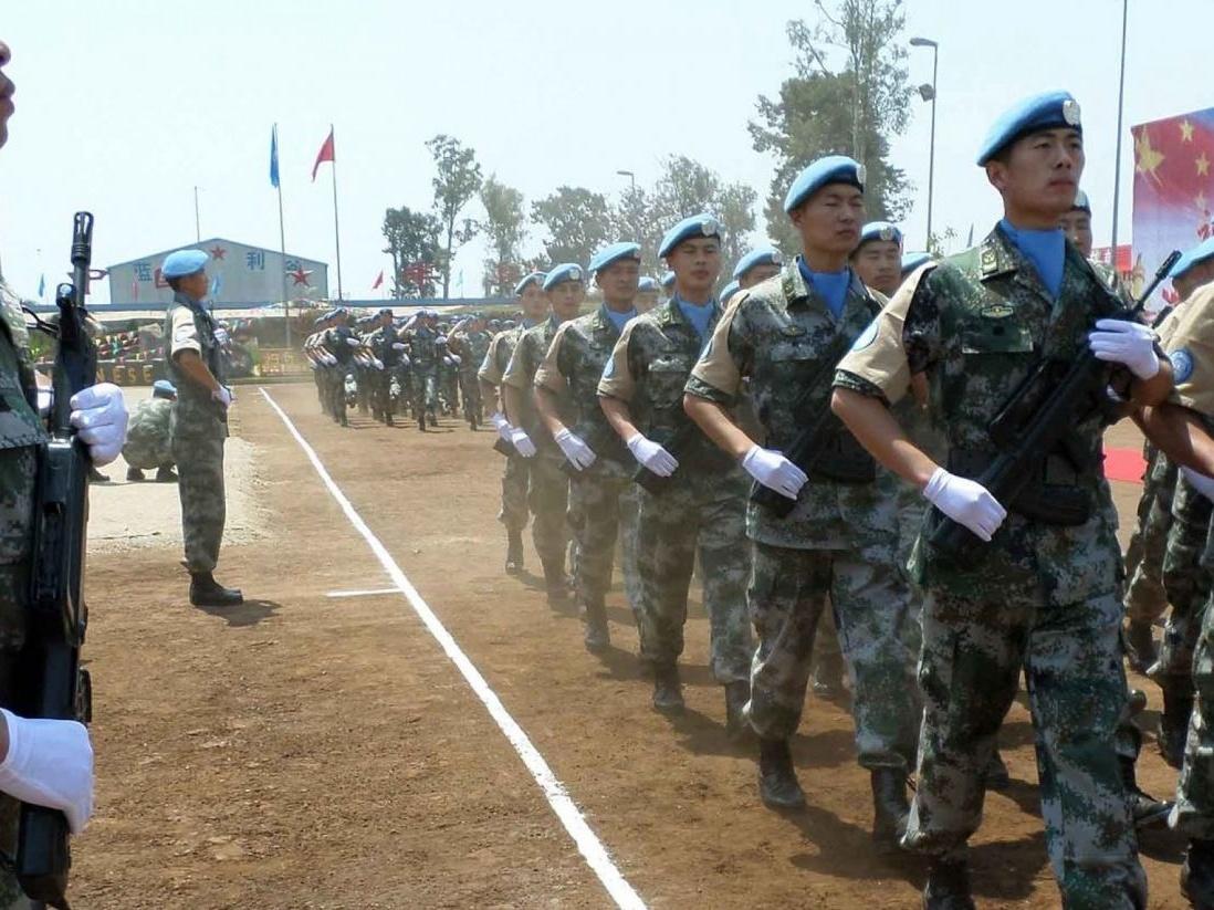 """""""一带一路""""倡议与中国在中东(缺席)的和平建设"""