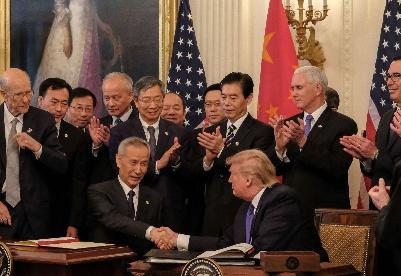 为何不应复制中美贸易协议中的采购承诺