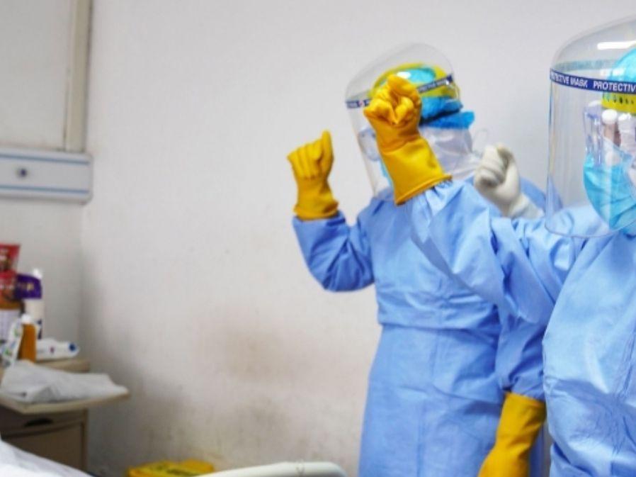 应对新冠病毒:中国迅速建设医疗设施