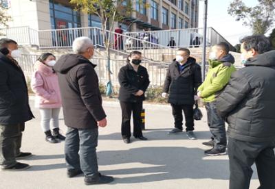 """安徽淮北杜集区:""""四个坚持""""坚决打赢疫情防控阻击战"""