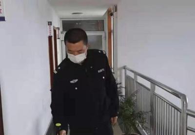 """安徽芜湖县:有一份责任叫""""疫""""无反顾"""