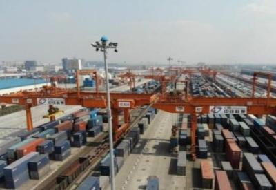 2020年前2个月成都外贸增长13.1%