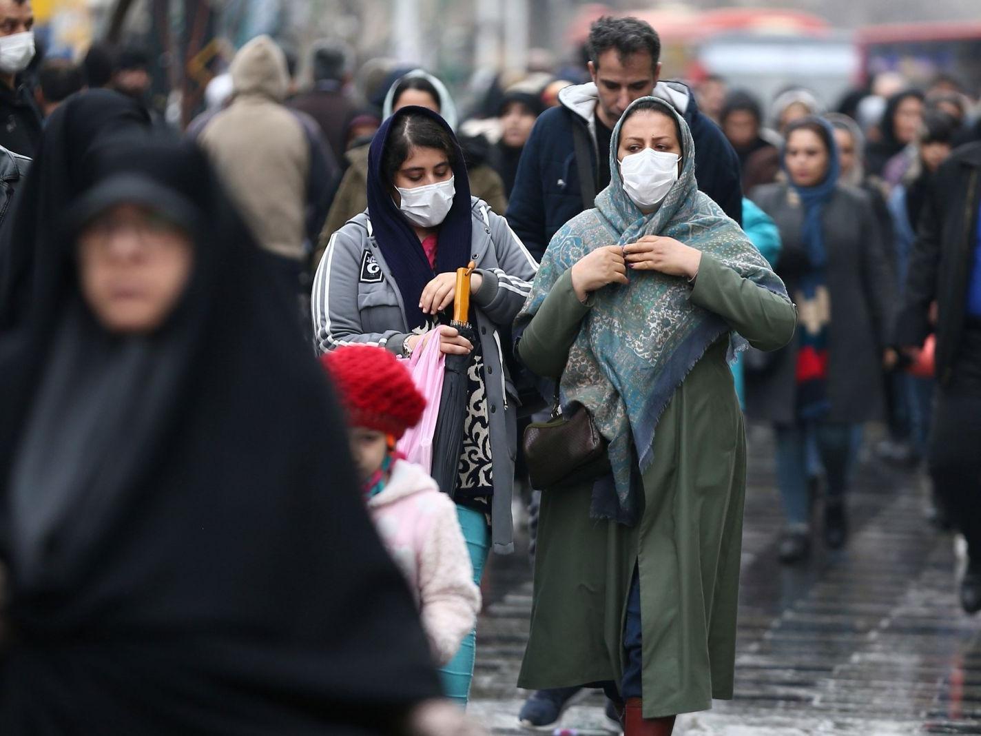 新冠病毒传播是对伊朗经济的又一次打击