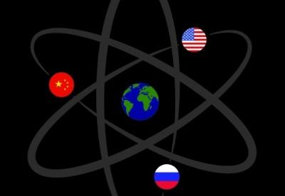 从中美俄看核能地缘政治变化