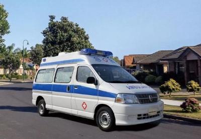 华晨集团紧急生产救护车驰援防疫一线