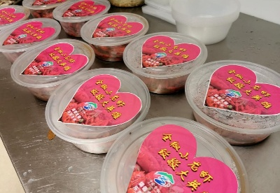 家乡的味道!安徽全椒小龙虾致敬大英雄