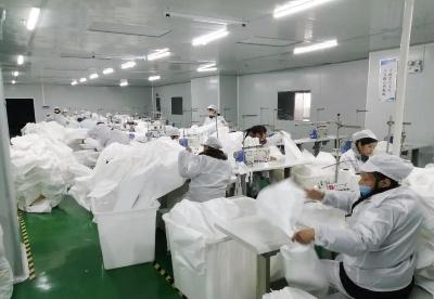"""安徽阜阳:""""两员""""上岗服务   助力企业复工"""