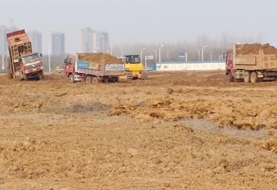 安徽滁州高教科创城:奋斗在希望的春天里