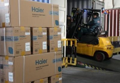 意大利向海尔定制1000套56度C除菌空调