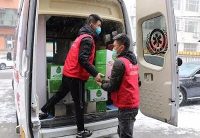 吉林省环球医疗:把爱洒向最需要的地方