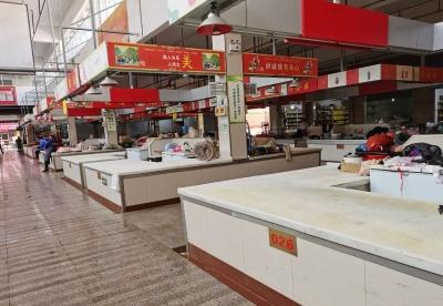 """安徽天长:农贸市场""""增颜值"""" 让幸福""""看得见"""""""