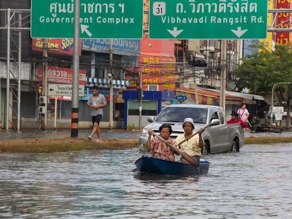 受洪灾影响人数到2030年将翻倍