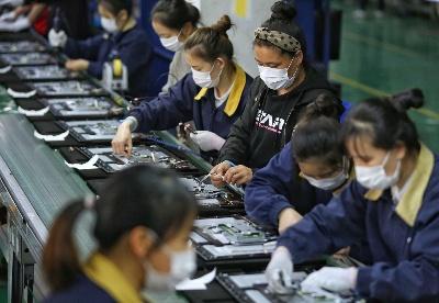 美专家:出口疲软不会阻碍中国制造业复苏