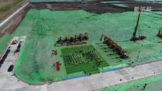 二期工程开工!国家会展中心(天津)项目建设迎来新进展