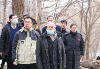 吉林省委常委、宣传部长石玉钢:老黑河遗址是个大宝库!