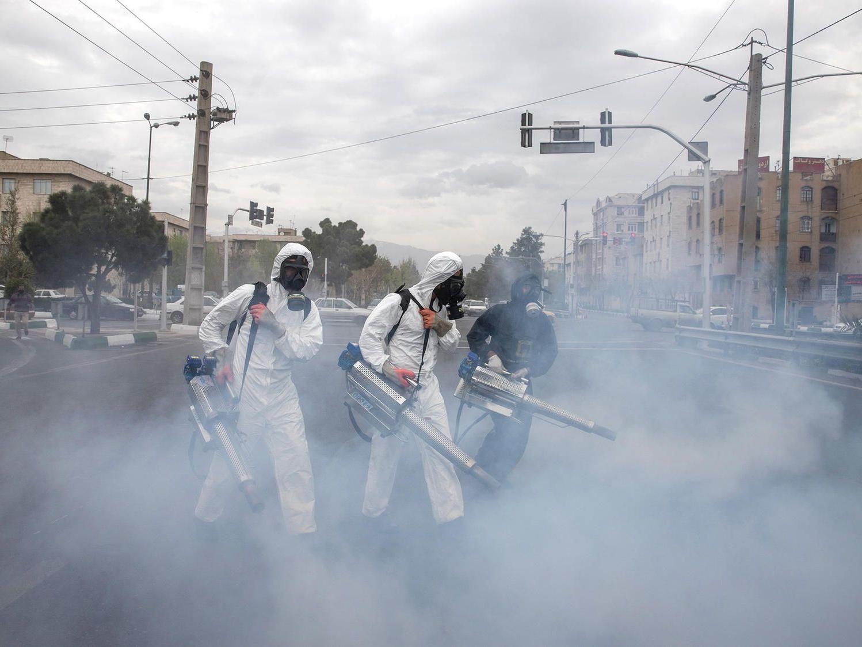 伊朗新冠病毒危机解析