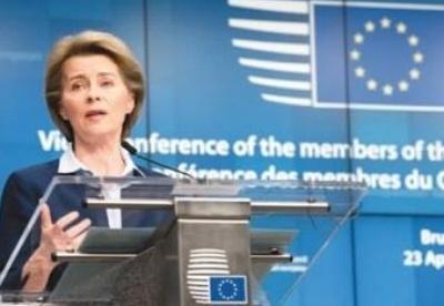 欧盟向合作抗疫迈出一大步
