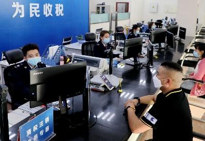 新疆税务部门运用大数据助力企业复工复产
