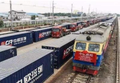 铁路货运量维持平稳 中欧班列成为国际物流重点联系企业