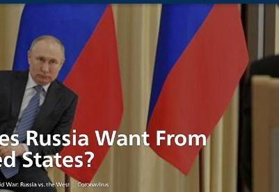 油价暴跌之下,俄罗斯想从美国得到什么?